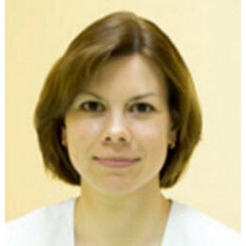 Кузьмина Мария Николаевна