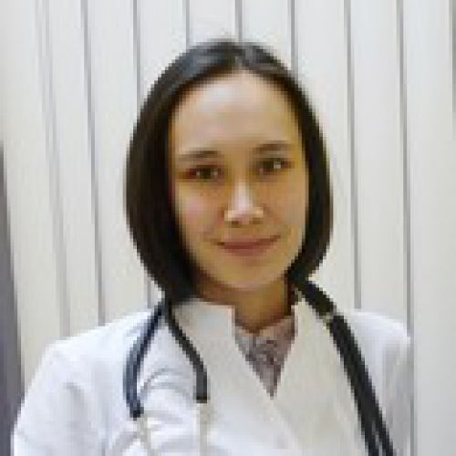 Никитина Ольга Валерьевна